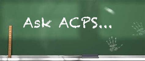 Acps Calendar Ask Acps Home