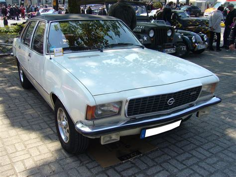 100 Opel Commodore B Images Of Opel Commodore Gs E