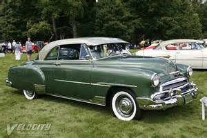 1951 Chevrolet Styleline Deluxe 1951 Chevrolet Styleline Deluxe 2d Sedan Information