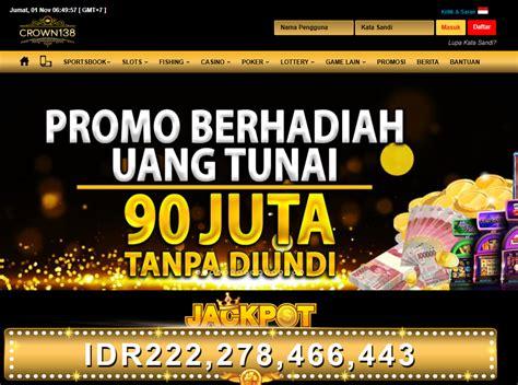 crown freebet gratis rp   deposit