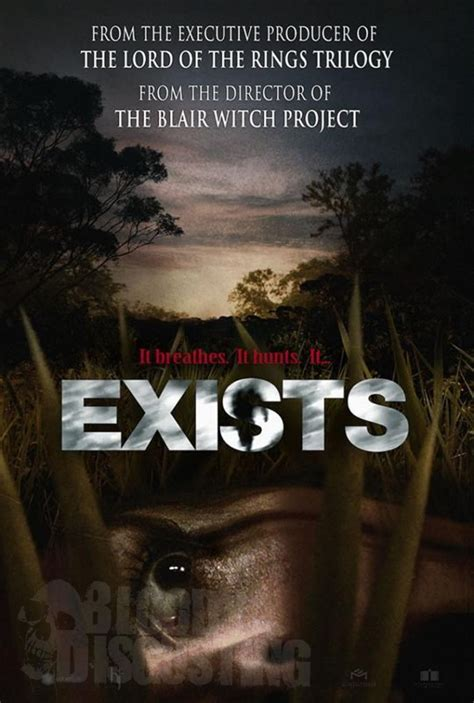 The Exists by Sasquatch Cinema At Dragoncon 2014 New Signed Bigfoot Photo