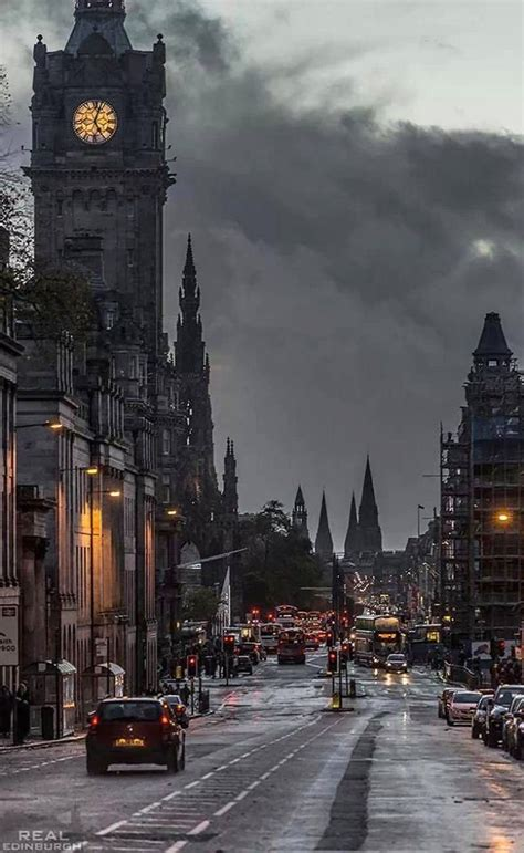 finding out in edinburgh scotland places that are even better during the winter winter