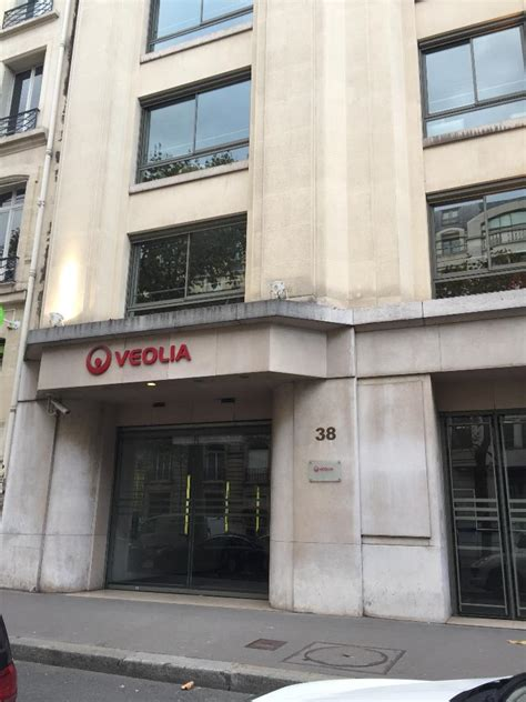 veolia siege social veolia eau si 232 ge social 3 rue madeleine vionnet 93300