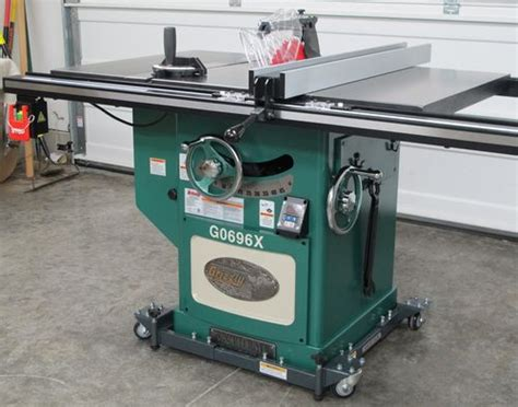 best value cabinet table saw is the grizzly g0690 the best cabinet saw value by