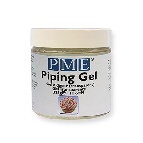 Decorating Gel by Pme 325g Piping Gel Cake Baking Icing Decorating