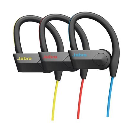 Headset Bluetooth Jabra Pace Sport jabra sport pace wireless sweat weather resistant bluetooth headset