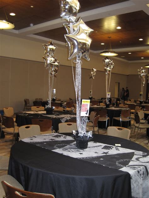 broadway themed decorations the 25 best centerpieces ideas on