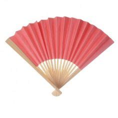 Folding Paper Fans Bulk - 1000 images about coral salmon inspiration board