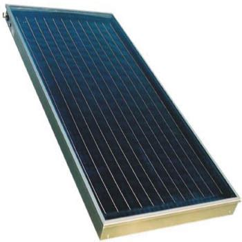 China Flat Solar Panel Collector Mrlt 1000 China Solar Solar Light Collector
