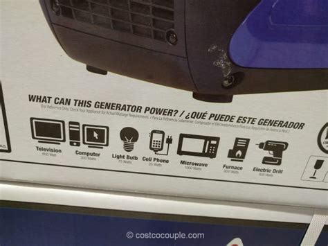 ipower powered  yamaha sci inverter generator