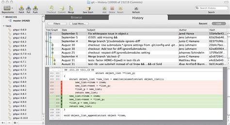 git tutorial os x choosing the right git gui client for mac os x techrepublic