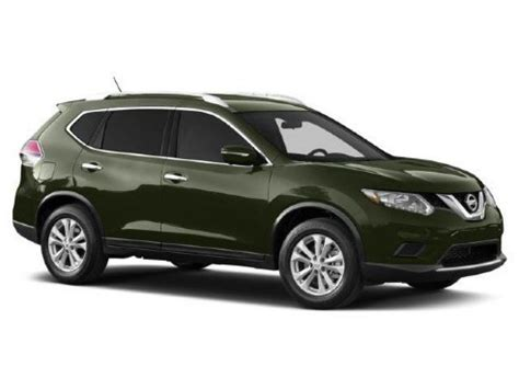 green nissan rogue 2016 nissan rogue sl for sale covington la 2 5 cylinder