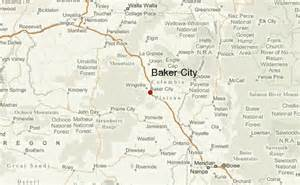 baker city location guide