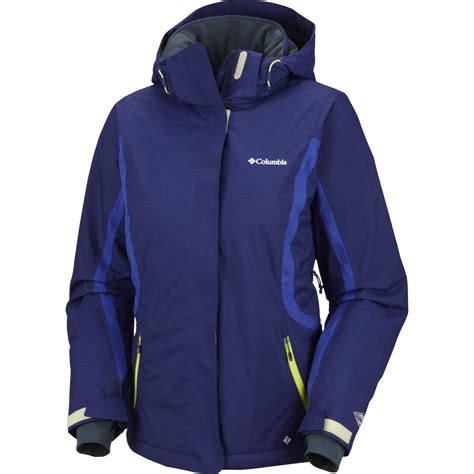 columbia veloca vixen ii insulated plus size ski jacket