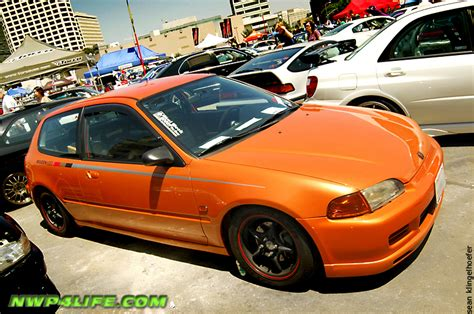 Ej Knapp Can Keep His Car by Burnt Orange Eg S Ej S Ek S Post Em Up Honda