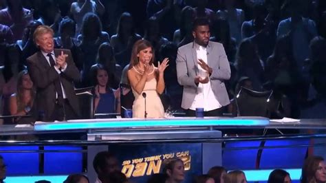 so you think you can dance comfort virgil with all star comfort on sytycd top 10 youtube