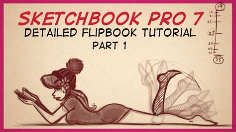 sketchbook pro indonesia autodesk sketchbook pro 7 flipbook tutorial part 1 doovi