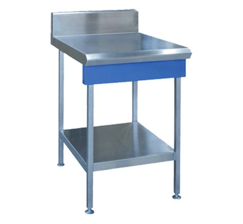 Table Ls Blue by Blue Seal Evolution Series B60 Ls 600mm Profiled In Fill