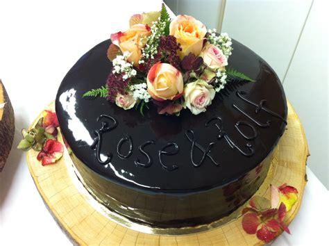 Hochzeitstorte Schokolade by Hochzeitstorte Tortenspitze