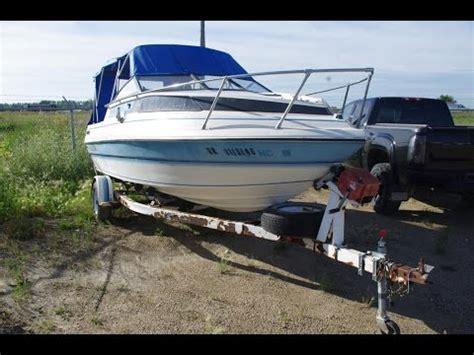 1987 renken boat lot 77 1987 renken boat with 1987 ez loader trailer