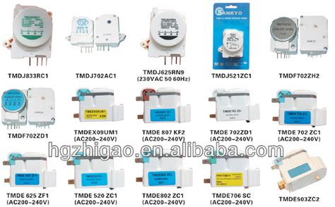 Defrost Timer Tmdf704ed1 by Refrigerator Defrost Timer Tmdf702zd1 Coowor