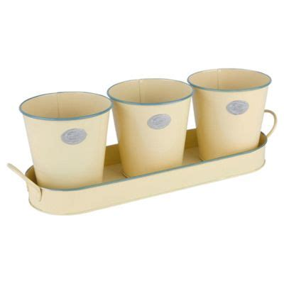 Windowsill Pots by Buy Dobbies Select Windowsill Herb Planter 3 Pot From Our