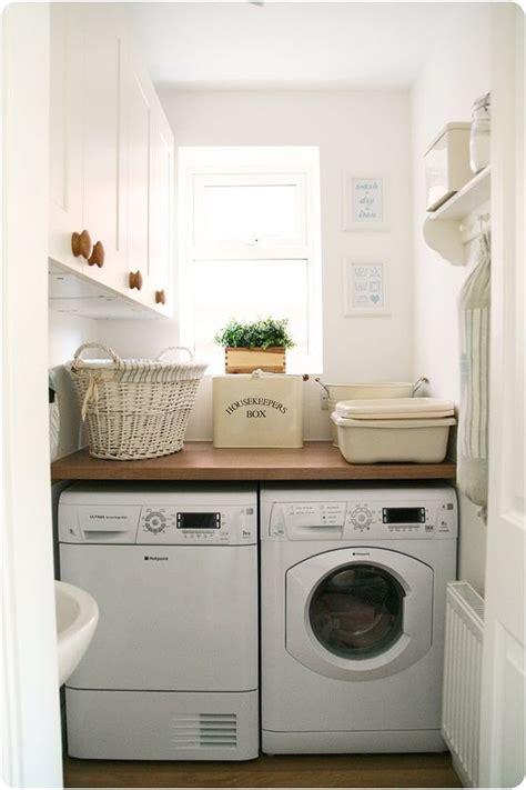 36 ideas para decorar y organizar tu cuarto de lavado