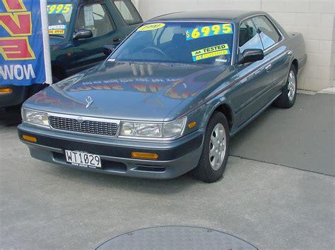 1988 Nissan Laurel Photos Informations Articles