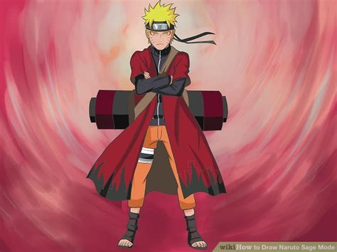 tutorial menggambar naruto sage mode how to draw naruto sage mode with pictures wikihow