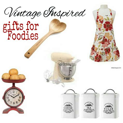 Kitchen Gifts 2014 Vintage Inspired Kitchen Gifts Chewsy