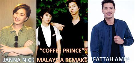 film malaysia fattah amin petition 183 menolak fattah amin berlakon drama remake