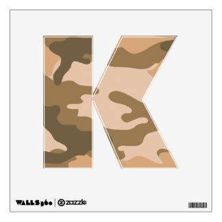 camouflage wall stickers camouflage letters wall decals wall stickers zazzle