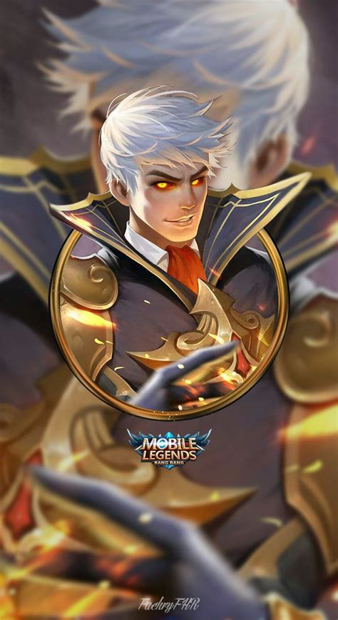 wallpaper alucard mobile legend hd wallpaper alucard mobile legend topbackground
