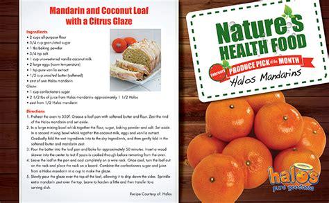 Brookshirebrothers Com Sweepstakes - nature s health food halos mandarins brookshire brothers