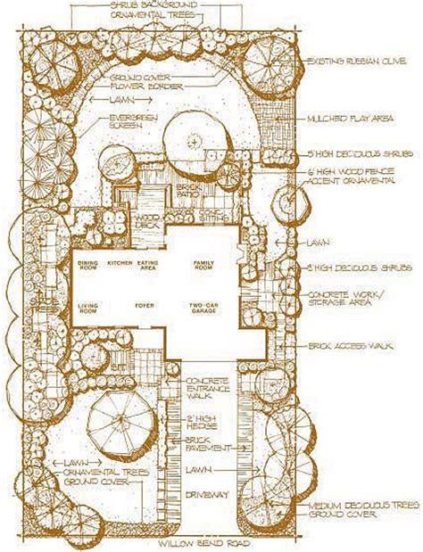 Landscape Design Software Blueprints 17 Best Images About Site Plans Graphics On