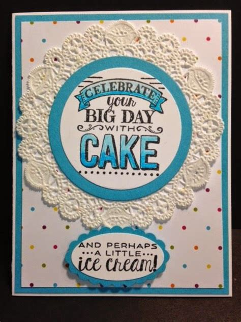 Big Handmade Birthday Cards - 17 best images about big on crafting