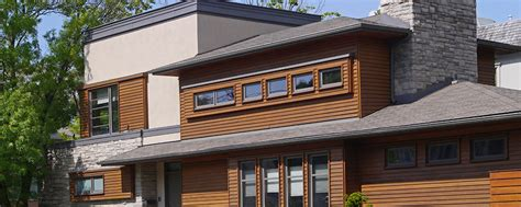 wood siding house house siding options change how your house looks trusted home contractors