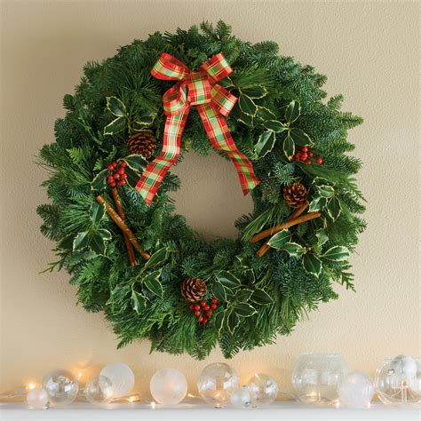 holiday wreath christmas trees wreaths gift baskets