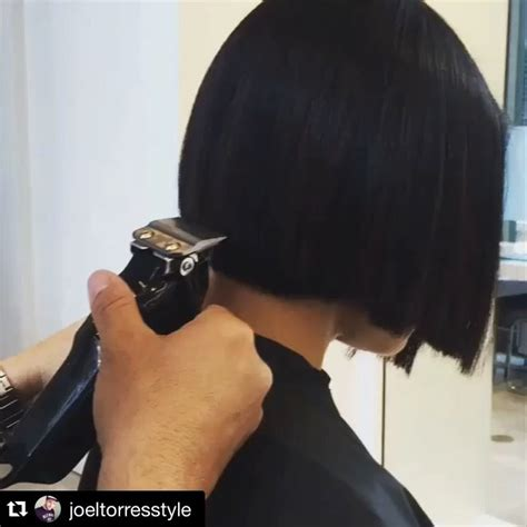 blunt cuts on african american women 25 cool stylish bob hairstyles for black women