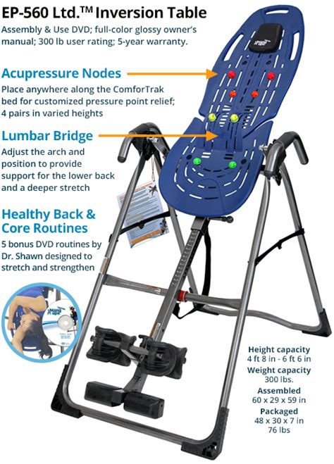 back inversion table benefits the benefits of inversion and review of the teeter hang ups