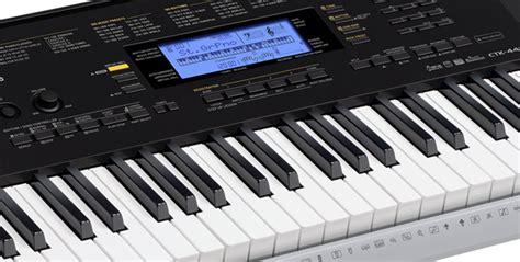 Keyboard Casio Ctk Series ctk 4400 ctk series casio gear