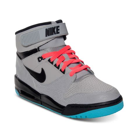 nike revolution basketball shoes nike mens air revolution basketball sneakers from finish
