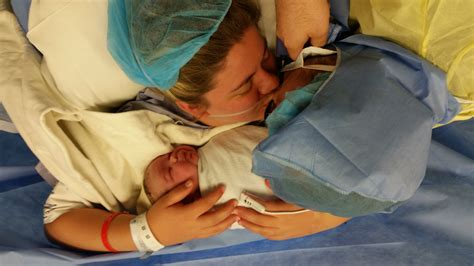 c section birth stories why my son s c section was perfect positive c section
