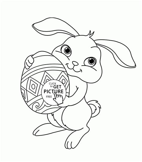 little bunny coloring pages cute easter bunny coloring pages color bros