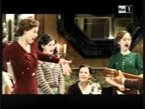 le ragazze dello swing trio lescano bombolo dalla fiction quot le ragazze dello