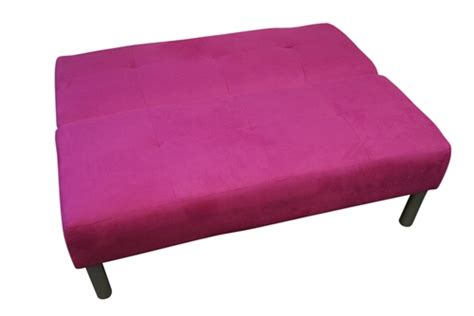 pink mini sofa futon mf pink 3 jpg