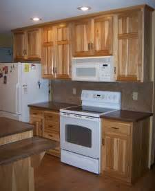 images hickory cabinets