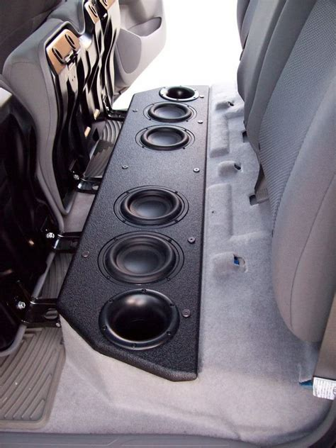 Toyota Tacoma Subwoofer Box 25 Best Ideas About Car Audio On Subwoofer