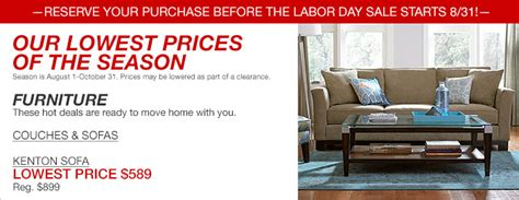 upholstery labor prices furniture macy s
