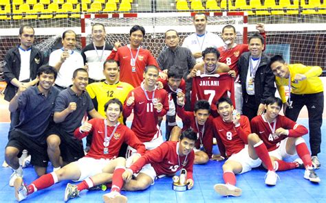 kejuaraan futsal indonesia afc dedytriss blog